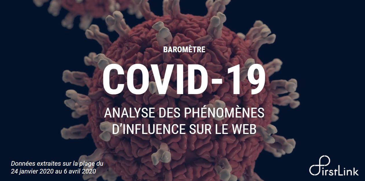 Image présentation baromètre : analyse des phénomènes d'influence sur le web