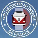Logo - Sur les Routes Mythiques de France