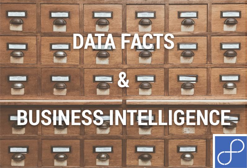 Image de présentation de l'article intitulé Data facts et business intelligence