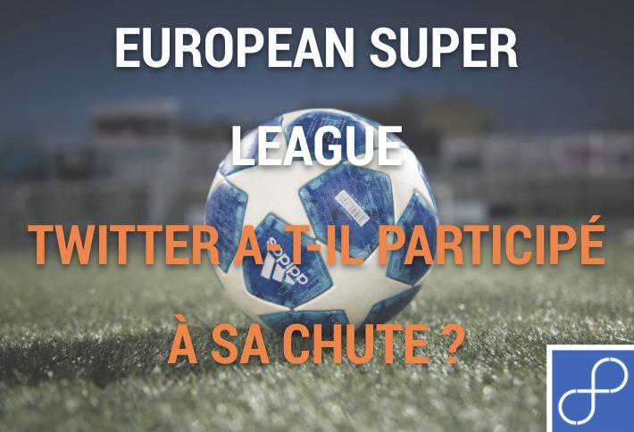 Super League Twitter a-t-il participé à sa chute ? sur ballon de la champions league