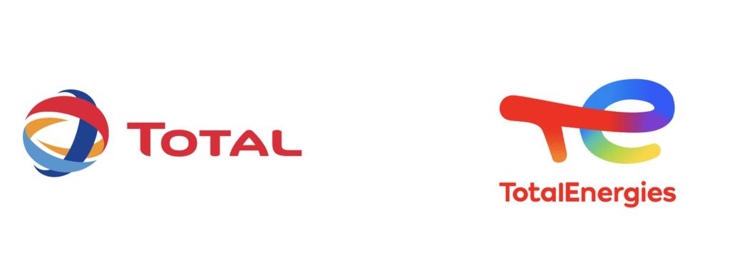 Total change de logo et repositionne sa marque